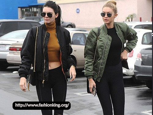 Tips Look Stylish With Bomber Jackets, Ladies !