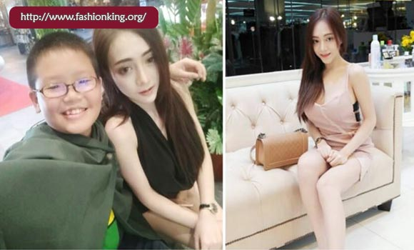 The 10th Young Boy From Thailand Date With Beautiful & Sexy DJ