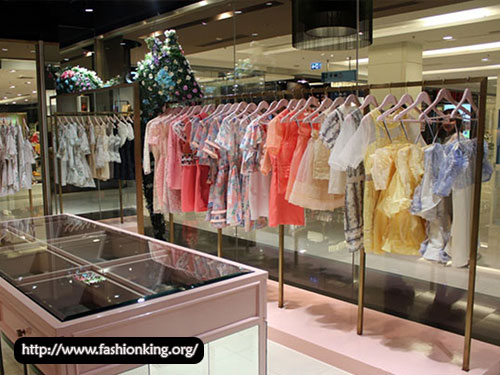 Disaya is One of Thailand's Renowned Boutique Clothing Brands Located in Some Mall Thailand's