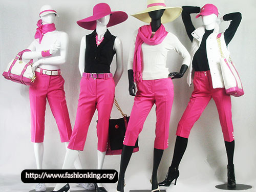 Tips Using Pink Outfit On Valentine's Day