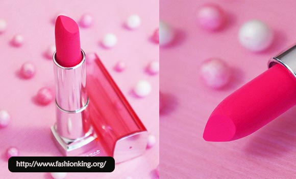 Bright Lipstick Colors Like Pink Fusia That Make You More Confident