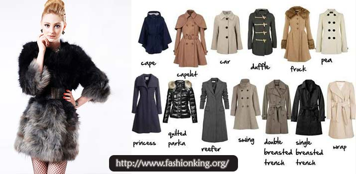 All About Woman ! Favourite Luxury Coats
