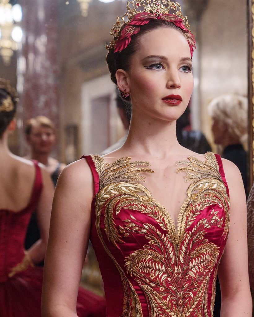 Costume Designer Jennifer Lawrence Style