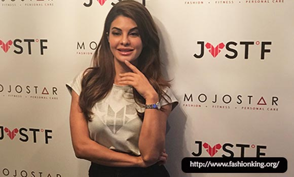 Jacqueline Fernandez Launch Fashion and Fitness Brand