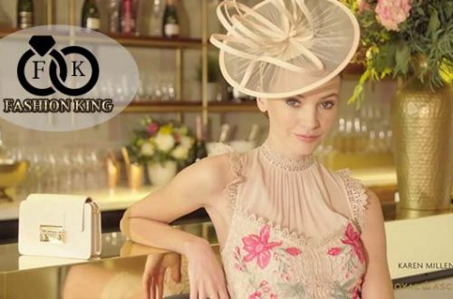 Elegant Season Karen Millen Collaboration With Royal Ascot