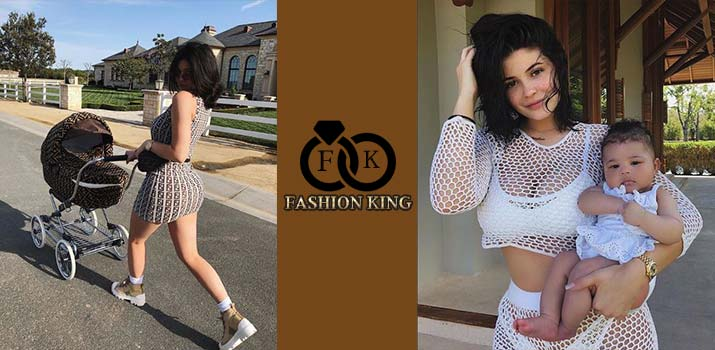The Power Of Beauty Kylie Jenner As Young Mother