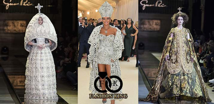 Met Gala 2018 : Fashion and The Catholic Imagination