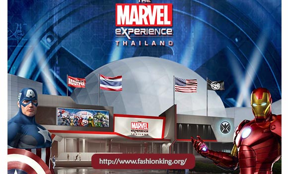 Marvel Experience Thailand Opens in Bangkok (TMX Thailand)