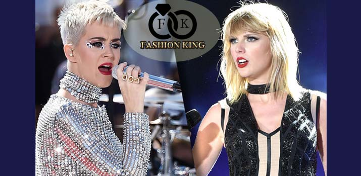 The Olive Branch Is A Symbol Of Peace : Katy Perry & Taylor Swift