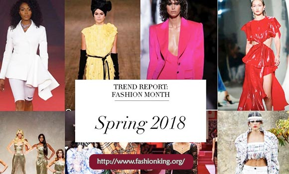 Booming ! Spring Style Trend Fashion 2018