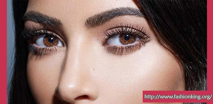 Look Beautiful With Natural Eyelashes Without Extension
