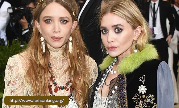 Bohemian Style Inspiration Mary-Kate and Ashley Olsen Steal Attention
