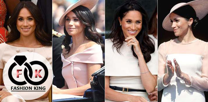 Shown Formal Style Meghan Markle While Attending Queen Elizabeth's Young Leader Awards