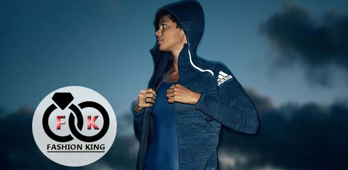 This Stylish Hoodie Is Made Of Knitted Bottles Of Plastic Bottles In The Oceans