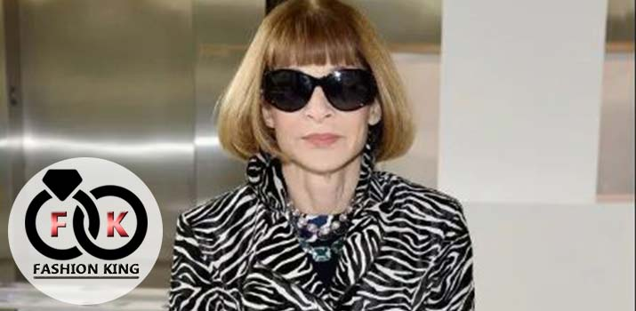 Anna Wintour Promoted Sneakers Collection