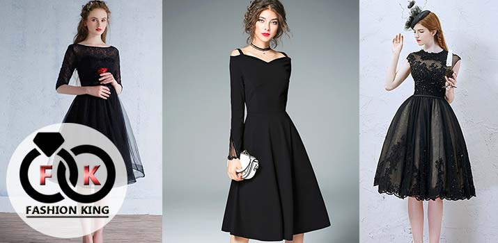 Extraordinary Features Owned By Black Dress