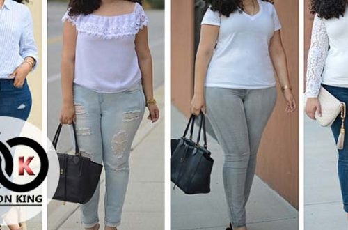 Inspiration To Wear Pants For The Curvy Girl, Look Stylish (Part II)