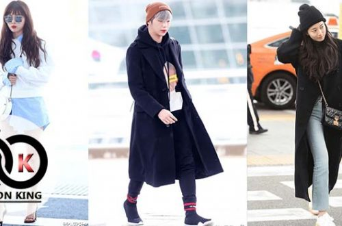 Airport Fashion Idol Korea Most Curtain At 2018