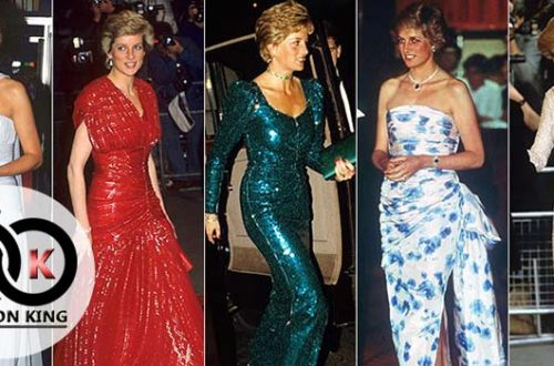 Diana's Late Princess Style in the Era 80s and 90s that is Trendy Until Now