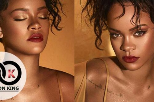 Inspired Makeup Palette – Morocco Cosmetics By Rihanna