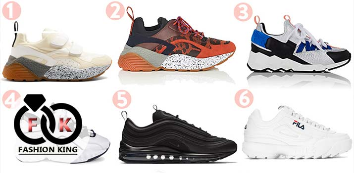 Check Your Type Sneakers Favorites Looks More Fashionable
