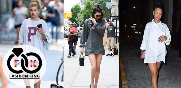 Surprising Styles of Hollywood Artists, Wear Clothes without Pants