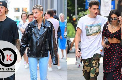 Hot Couple Trending Whose Style is Always Cool and Fashionable