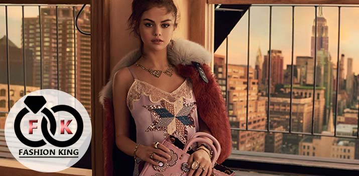 Selena Gomez Launches First Collaboration Collection with Coach